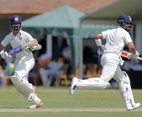 Jadeja, Kuldeep shine as practice match ends in draw