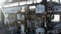 52 Uzbeks die in bus fire in Kazakhstan