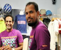 Irfan, Yusuf inaugurate Cricket Academy of Pathans