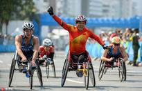 China end Rio Paralympics with twin marathon golds