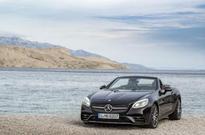 Mercedes-AMG SLC 43 imported for homologation