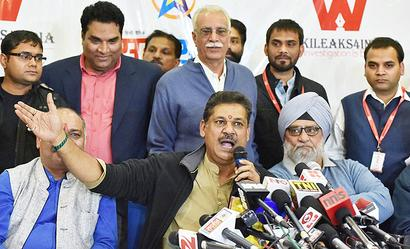 Kejriwal, Azad discharged in DDCA defamation case