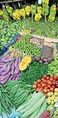 How safe is it to purchase  fruits, vegetables from street vendors?