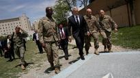 Pentagon chief James Mattis visits Afghanistan after deadly Taliban attack