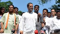 Rahul Gandhi gets bail in defamation case filed by RSS in Assam