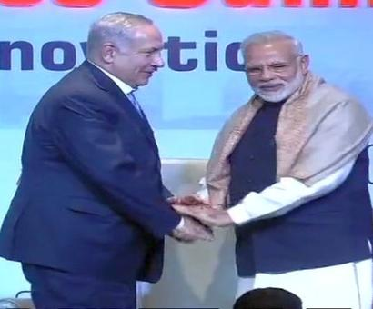 Thank you for believing in Israel, we believe in India: Netanyahu
