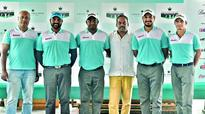 Hyderabad rally to joint second spot at LP golf