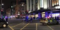 London's Kensington High Street closed as police investigate 'suspicious package' in restaurant