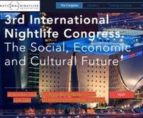 Nightlife Experts Will Gather in Las Vegas for Third International Nightlife Congress