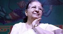 Strengthen Parliament as an institution of accountability: Sumitra Mahajan