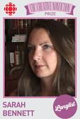 St. John's resident Sarah Bennett longlisted for CBC Creative Nonfiction Prize