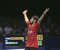 Kidambi Srikanth becomes richest shuttler this year, ahead of even Lee Chong Wei, Tai Tzu Ying