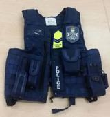See my vest? Police worried gear thief may impersonate officer