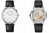 SAXONIA THIN debuts with a new face