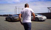 Chris Harris Reviews Porsche 911 R vs Aston Martin V12 Vantage S