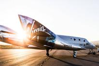 New Virgin Galactic spaceship successfully passes its first test flight
