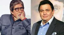 Bhai se Beta: Rishi Kapoor and Amitabh Bachchan to REUNITE on screen for '102 Not Out'