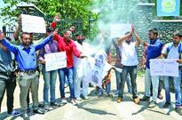 NPSU, Young Panthers seek registration of FIR against MLA Ramnagar