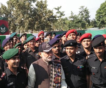 PM to celebrate Diwali with ITBP men along China border