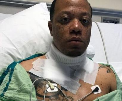 US man suffers electric shock while charging phone in bed