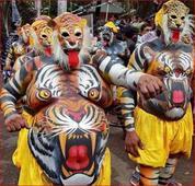Happy Onam! The vibrant Kerala festival