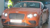 PHOTO: Man Utd Captain Wayne Rooney Shows Off New Car as He Breaks Club Goalscoring Record