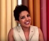 Priyanka in Enrique video along with JLo, Akon & Ronaldo