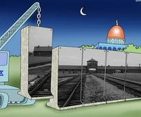 US Holocaust museum: Iranian gov't authorities back Holocaust cartoon event