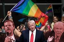 Gay Republicans Lament: Donald Trump Is Pro-Gay, Platform Not So Much