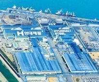 Hyundai mulls steel plant in Trinco