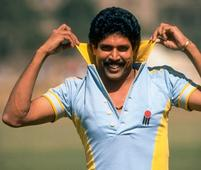 38 Years Ago Today A Young Kapil Dev On Test Debut Almost Took Pakistani Batsman Sadiq Mohammads Head Off