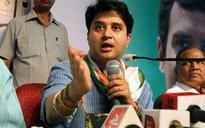 Jyotiraditya Scindia threatens criminal action against MP BJP chief for spreading rumours