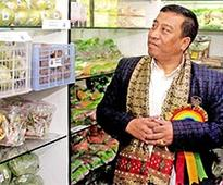 Organic outlet opened in Imphal