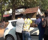 Kasargod comes to halt as BJP hartal turns violent, cops fire tear gas shells