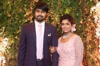 Hit of April: Srija's wedding reception
