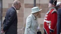 Queen tours north coast on NI visit