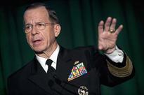 Retired Joint Chiefs Chairman Enters Battle Among Brass Over Politics