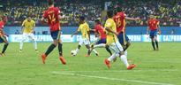 U-17 World Cup: Brazil down Spain in Group D opener