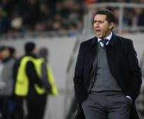Legia Warsaw sack coach Hasi after three months