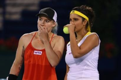 Sania-Bethanie in second round of Madrid Open