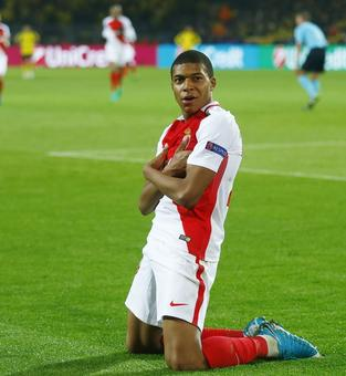 Football Briefs: Monaco say forward Mbappe approached without consent
