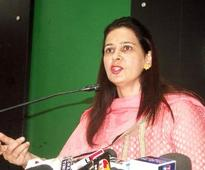 Congress leaders came out in support of Navjot Kaur Sidhu
