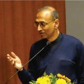 'Research should focus on food here' :Professor Venkatraman Ramakrishnan