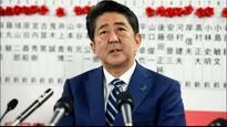 Japan: Exit polls predict big win for Shinzo Abe's coalition bloc