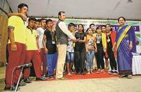 Ram Lal Paul Higher Secondary emerge team champion