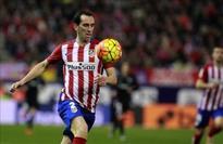 Godin Returns to Atletico Madrid Training Session