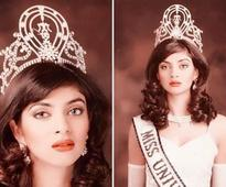 Sushmita celebrates Miss Universe crowning anniversary with unseen pics