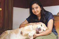 Studied journalism; works as dog catcher: Sally, the Prez's medal winner