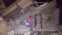 Over 130 dead in powerful earthquake near Iran-Iraq border