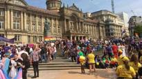 Thousands at city's 20th Pride festival